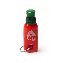 Empire Sriracha Keychain Chillum