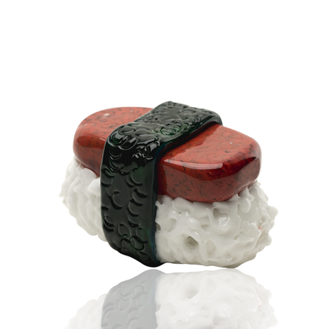 Empire Spam Musubi Glass Pipe