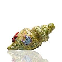 Empire Tiana Conch Glass Pipe
