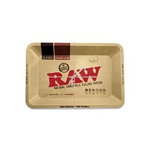 RAW Small Metal Rolling Tray 11 x 7