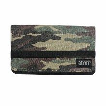 RYOT Classic Camo Roller Wallet Large