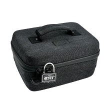 Large 4.0L RYOT Safe Case Carbon Series