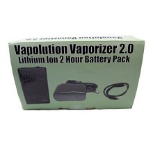 Vapolution Li-Ion Battery Pack and Charger