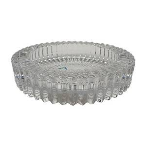6 inch Round Glass Ashtray