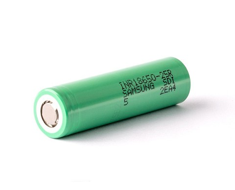 Samsung INR 18650-25R Li-ion Battery
