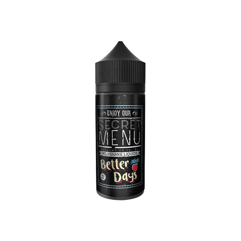 Better Days Iced Secret Menu E-Liquid 100mL
