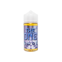 Blueberry The One E-Liquid 100mL