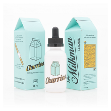 Churrios Milkman E-Liquid 60mL