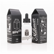 Milky O's Milkman E-Liquid 60mL