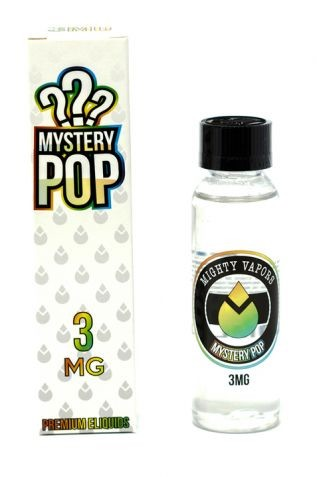 Mystery Pop Mighty Vapors E-Juice 60mL
