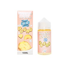 Peaches and Cream By The Pound E-Liquid 100mL