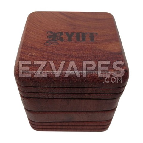 RYOT 1905 4 Piece All Wood Grinder