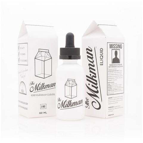 The Milkman E-Liquid 60mL