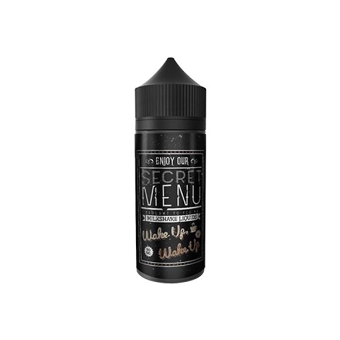 Wake Up Wake Up Secret Menu E-Liquid 100mL