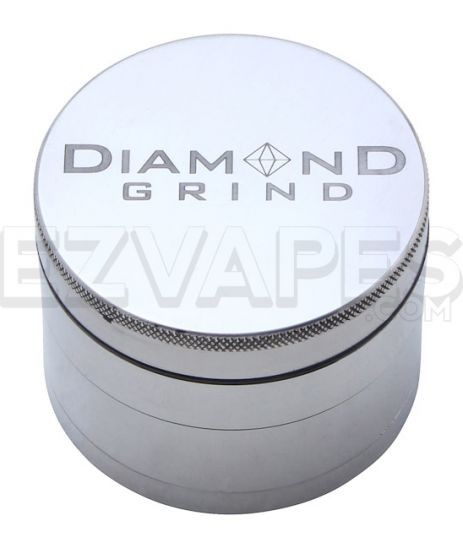 Extra Large 4 Piece Diamond Grind Grinder 75mm