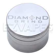 Large 4 Piece Diamond Grind Grinder 62mm