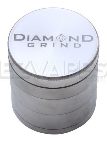 Large 5 Piece Diamond Grind Grinder 62mm