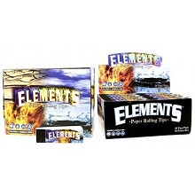 Elements Roll-Up Tips (Non-Perforated) Full Box