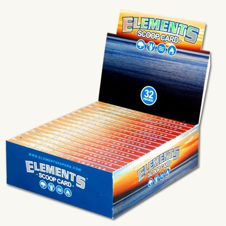 Elements Scoop Card Full Box