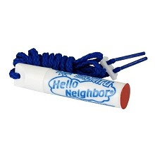 Hello Neighbor Blow-Thru Air Freshener