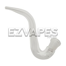 J Hook Glass Pipe