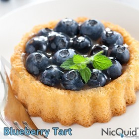 Blueberry Tart NicQuid E-Juice