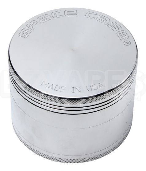 Medium 4 Piece Space Case Grinder 62mm