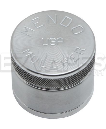 Small 4 Piece Mendo Mulcher Grinder 50mm