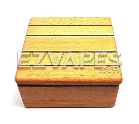 6 x 6 Cutting Board Wildflower Sifting Box