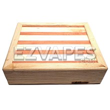 9 x 12 Maple Hardwood Wildflower Sifting Box