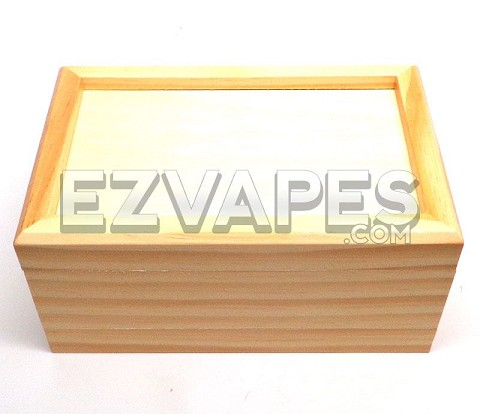 4 x 6 Light Wood Sheesham Sifting Box
