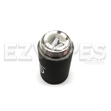 Dual Coil Stealth eSkillet Atomizers 2 Pack