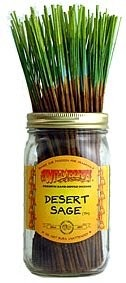 Desert Sage Wild Berry Incense Sticks